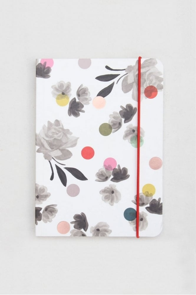 Caroline Gardner Rose Tinted A5 Notebook