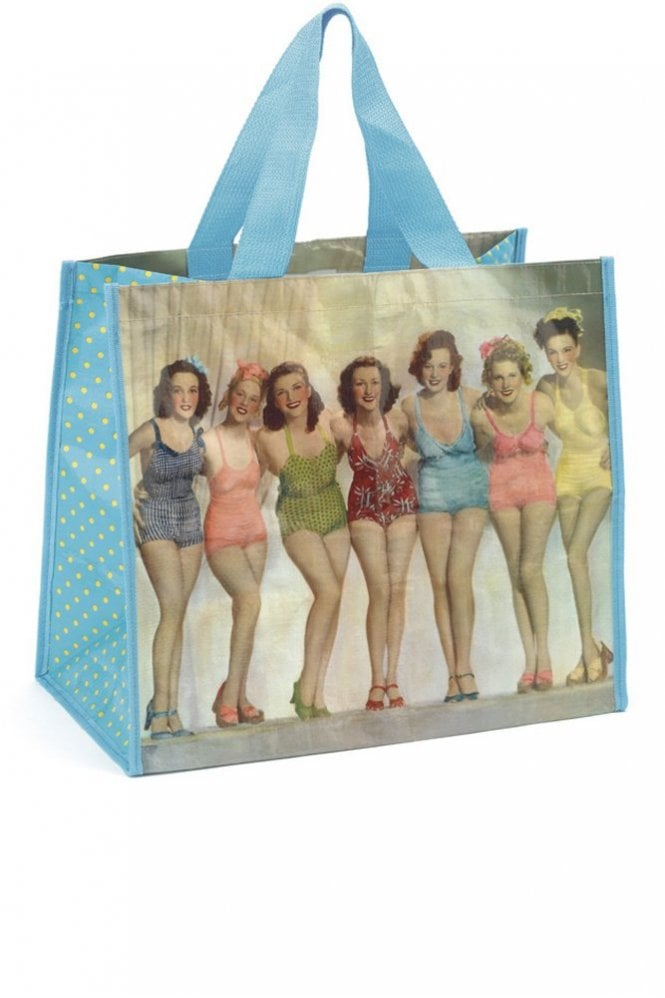Catseye Bathing Belles Shopper