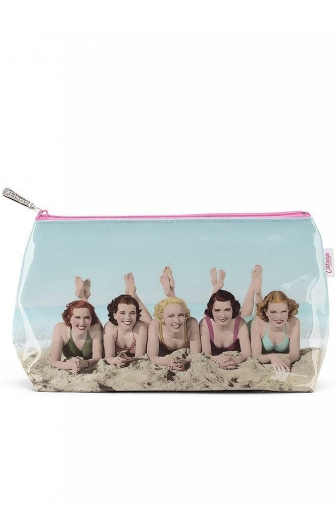 Catseye Beach Women Wash Bag