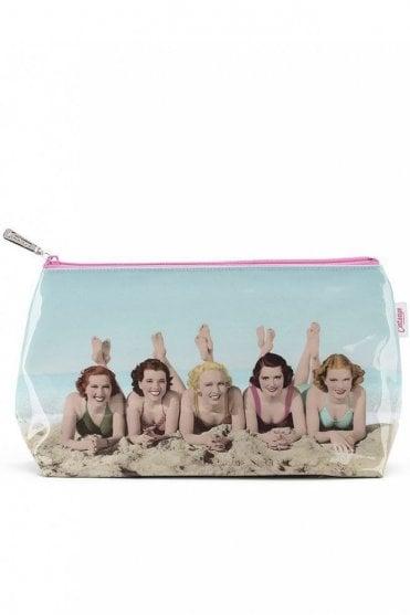 Beach Women Wash Bag