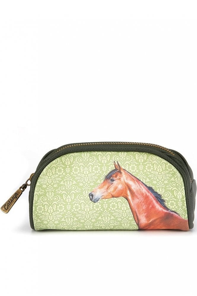 Catseye Horse Oval Bag