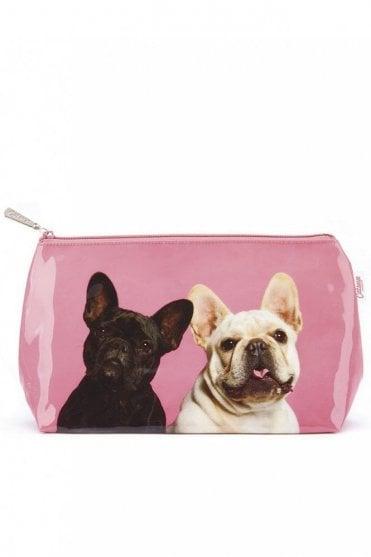 Mr & Mrs Wash Bag