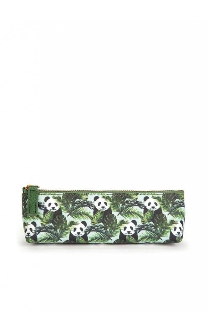 Catseye Panda in Palms Long Bag
