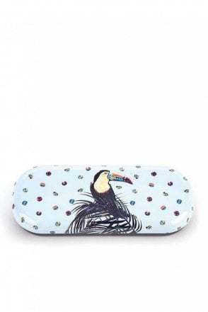 Toucan Glasses Case