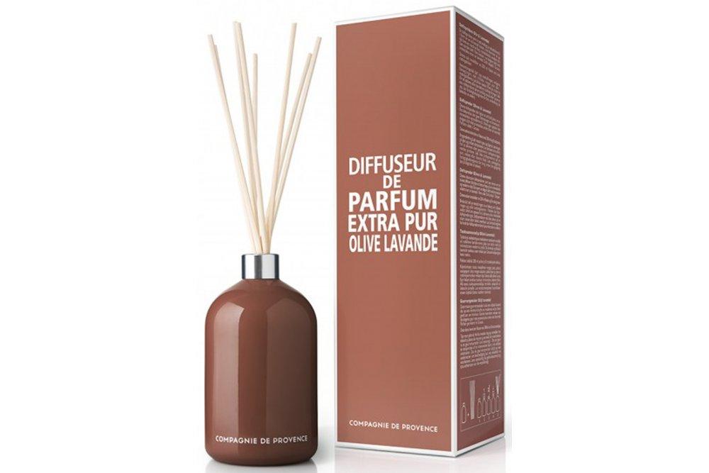 Compagnie De Provence Olive Lavender Fragrance Diffuser