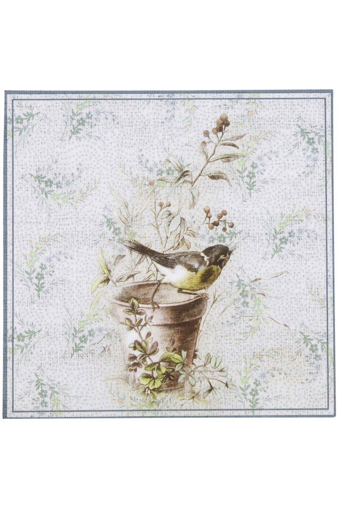 Comptoir de famille charme paper napkins at sue parkinson for Comptoir de famille decoration