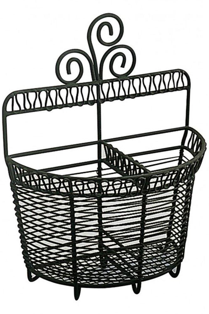 comptoir de famille cutlery basket sue. Black Bedroom Furniture Sets. Home Design Ideas