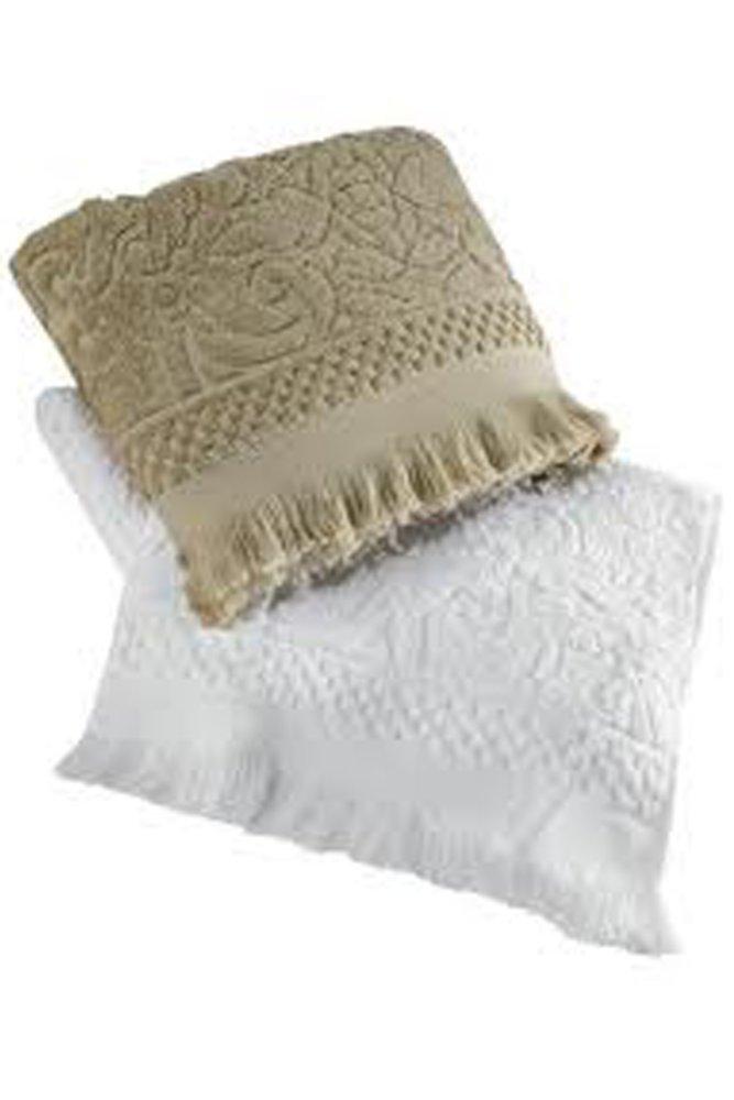 comptoir de famille daphne shower towel sue. Black Bedroom Furniture Sets. Home Design Ideas