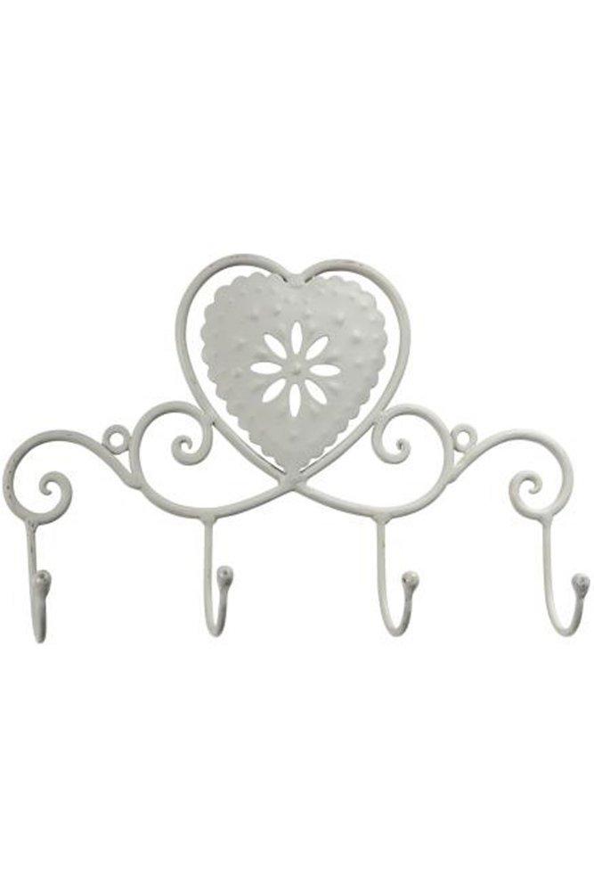 Comptoir de famille felicite 4 hook rack sue for Comptoir de famille decoration