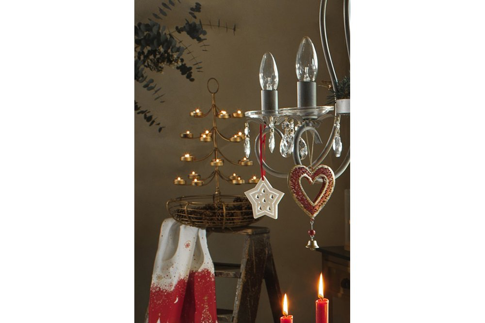 comptoir de famille fir candle holder at sue parkinson. Black Bedroom Furniture Sets. Home Design Ideas