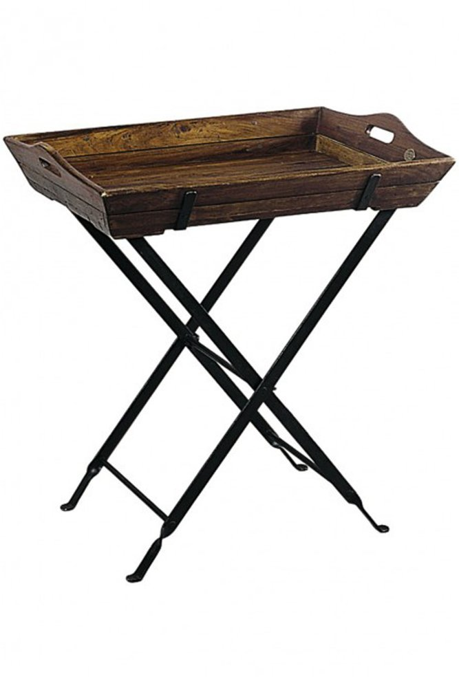 Comptoir de famille folding tray table sue - Table comptoir de famille ...