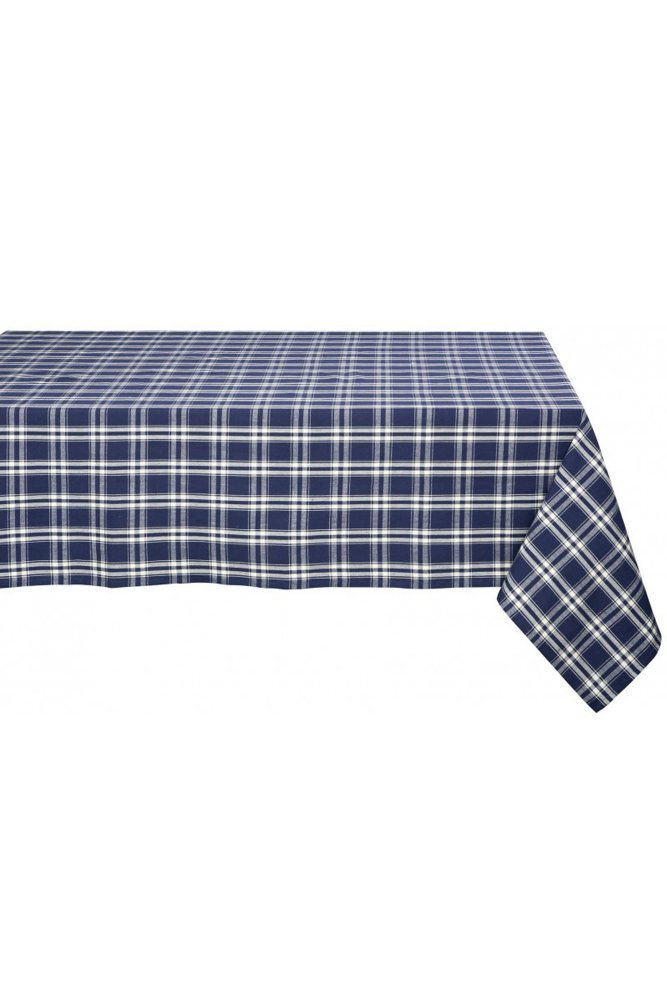 Comptoir de famille indigo rectangular tablecloth sue - Table comptoir de famille ...