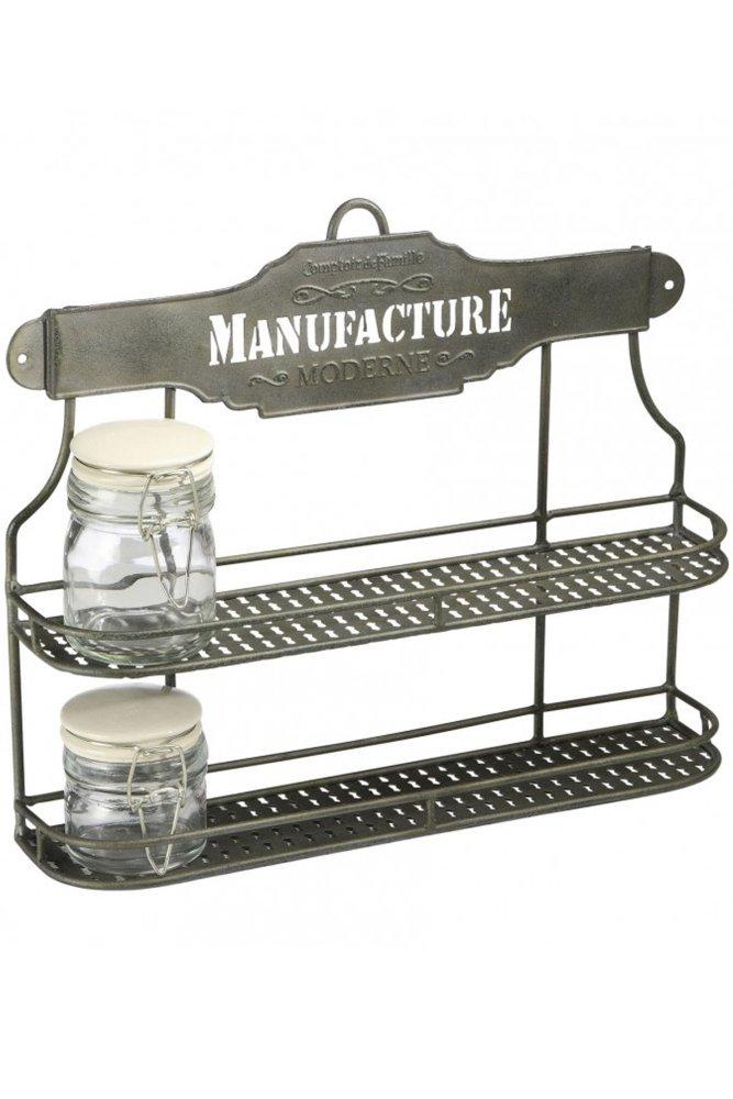 comptoir de famille la manufacture spice rack sue. Black Bedroom Furniture Sets. Home Design Ideas