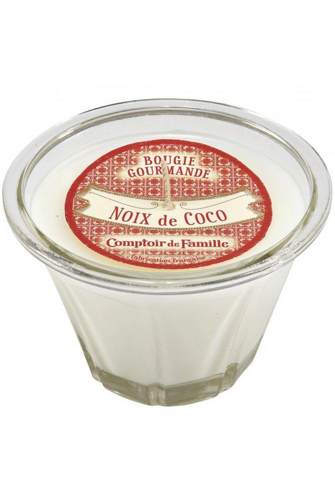 Comptoir de famille noix de coco kitchen candle sue - Comptoir de famille ...