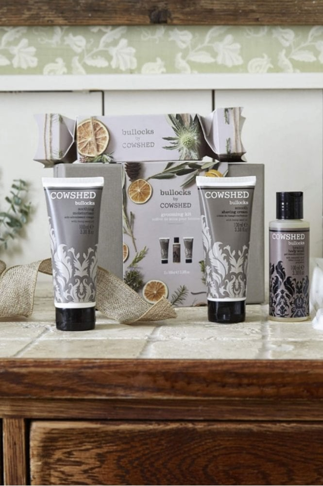 Cowshed Bullocks Grooming Kit