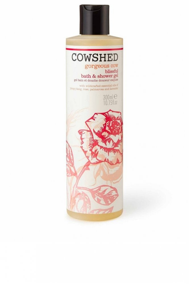 Cowshed Gorgeous Cow Blissful Bath & Shower Gel