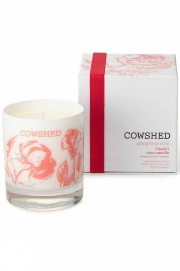 Gorgeous Cow Blissful Room Candle