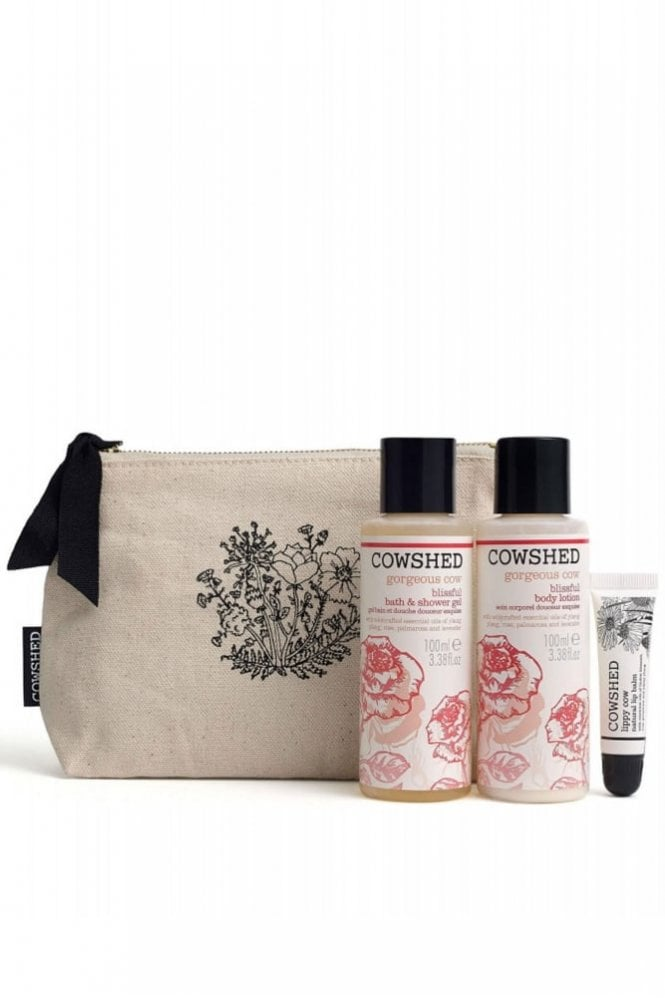 Cowshed Gorgeous Essentials Bag