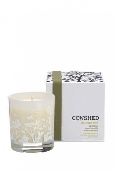 Grumpy Cow Uplifting Room Candle - 235g