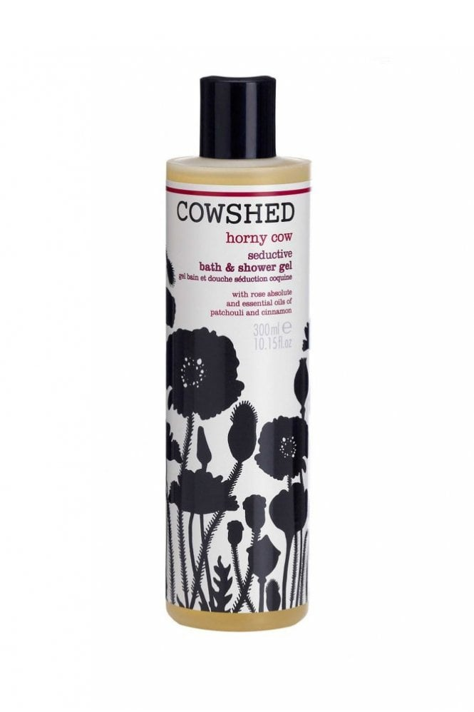 Cowshed Horny Cow Seductive Bath & Shower Gel - 300ml