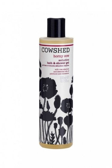 Horny Cow Seductive Bath & Shower Gel - 300ml