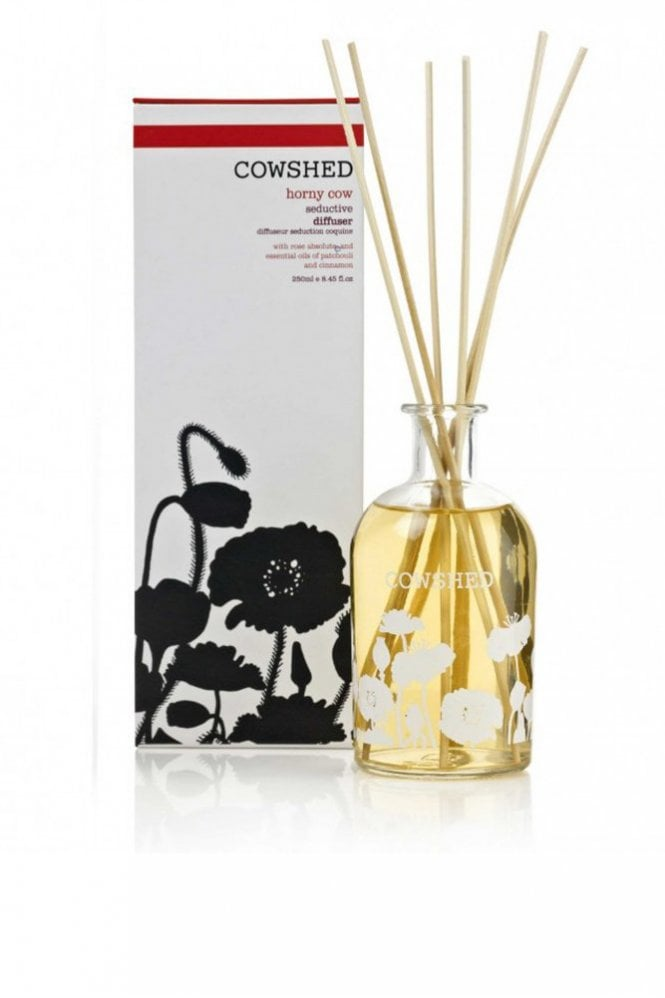 Cowshed Horny Cow Seductive Room Diffuser 250ml