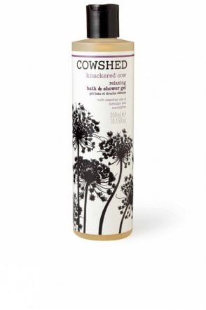 Knackered Cow Relaxing Bath & Shower Gel