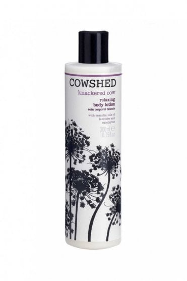 Knackered Cow Relaxing Body Lotion - 300ml
