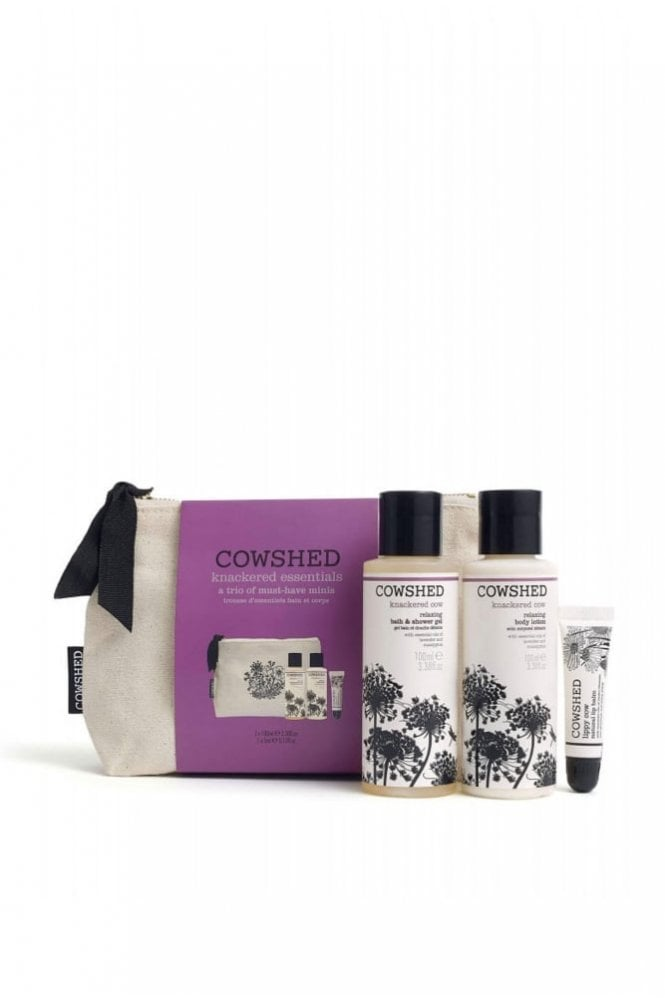 Cowshed Knackered Essentials Bag
