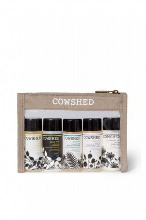 Pocket Cow Bath & Body Set