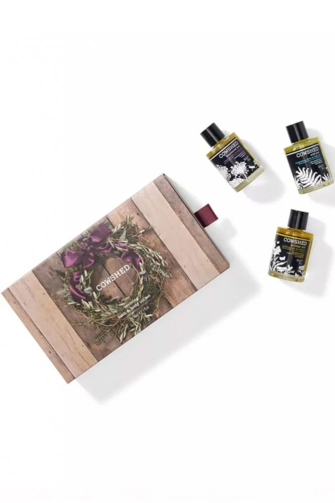 Cowshed Reviving Bath & Body Set