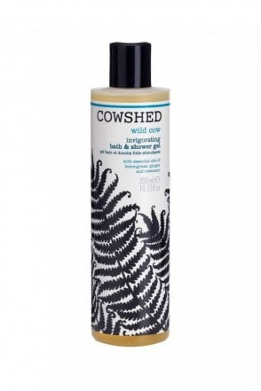 Wild Cow Invigorating Bath & Shower Gel