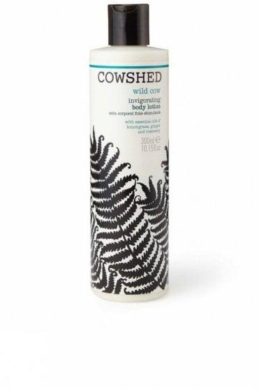 Wild Cow Invigorating Body Lotion