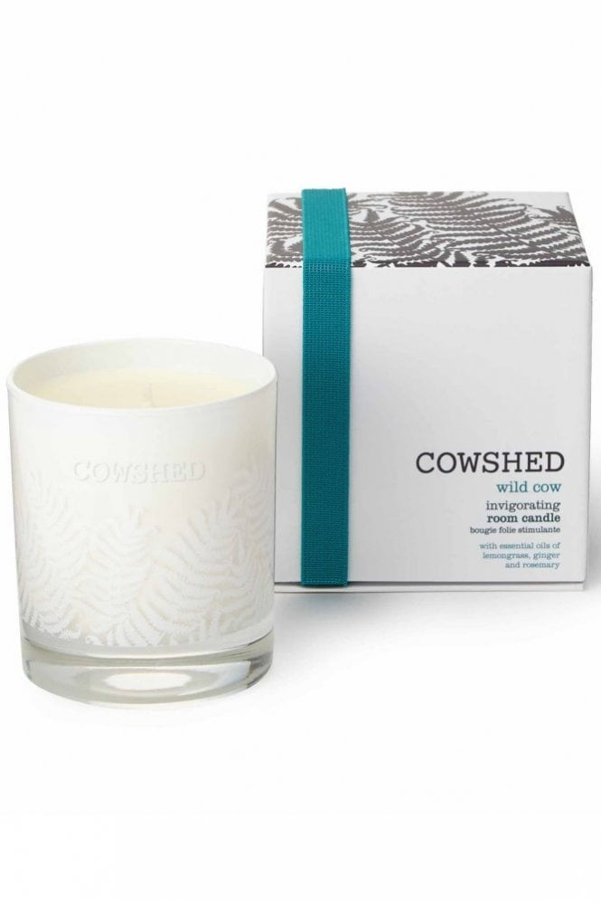 Cowshed Wild Cow Invigorating Room Candle