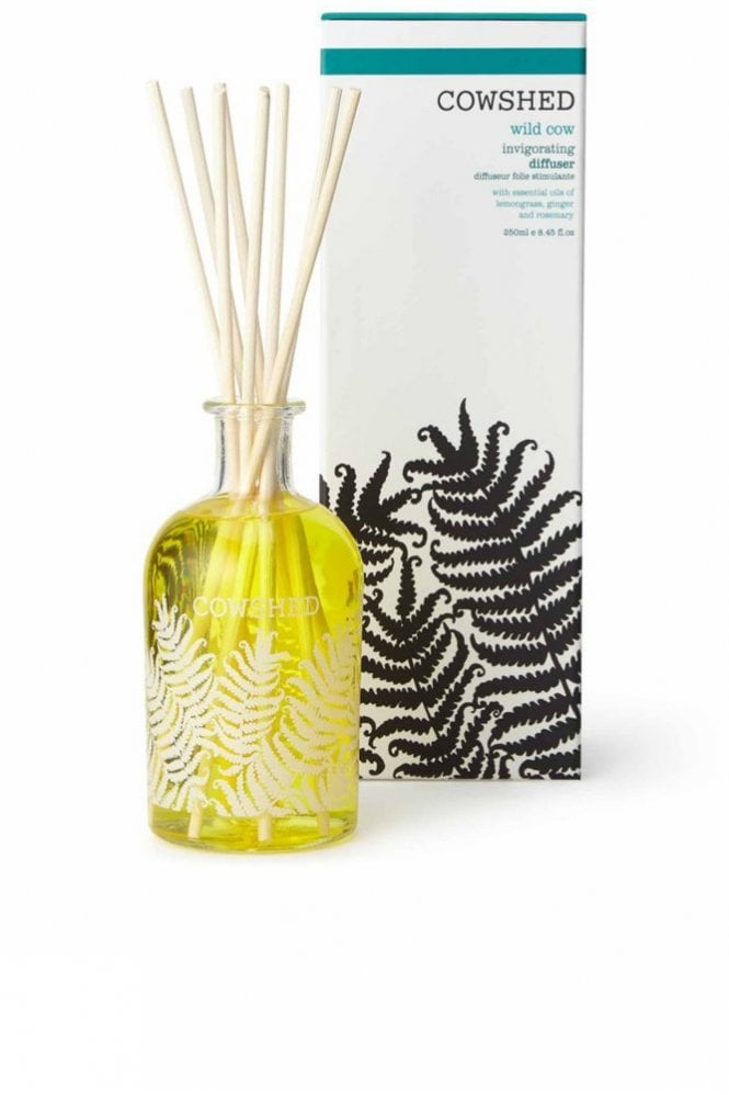 Cowshed Wild Cow Invigorating Room Diffuser