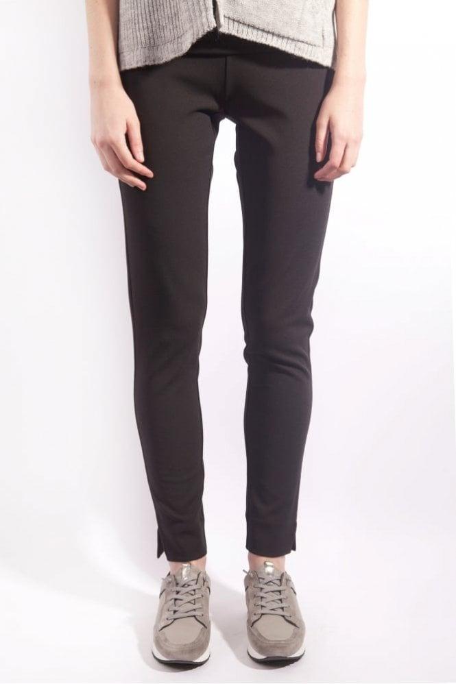 Crea Concept Pull On Trouser in Black
