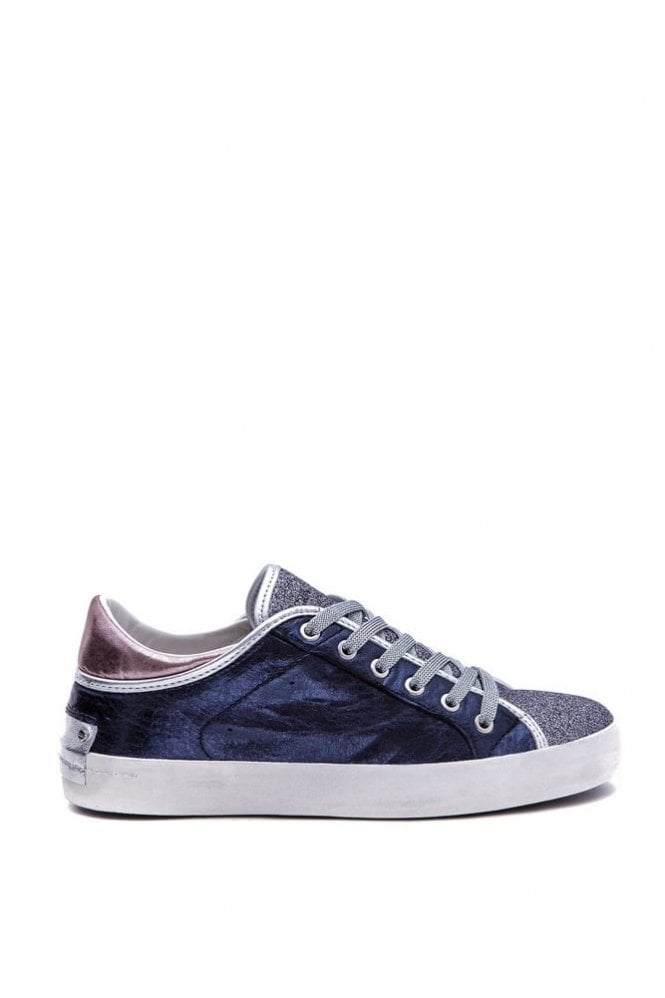 Crime London Faith Lo Trainer in Blue