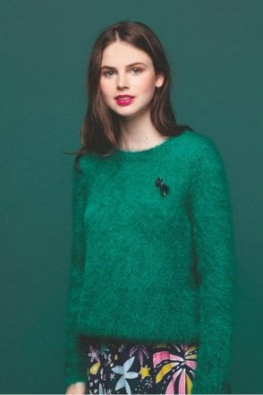 Bulcy Sweater in Mint