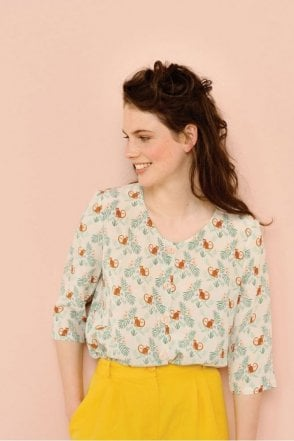 Selma Monkey Blouse