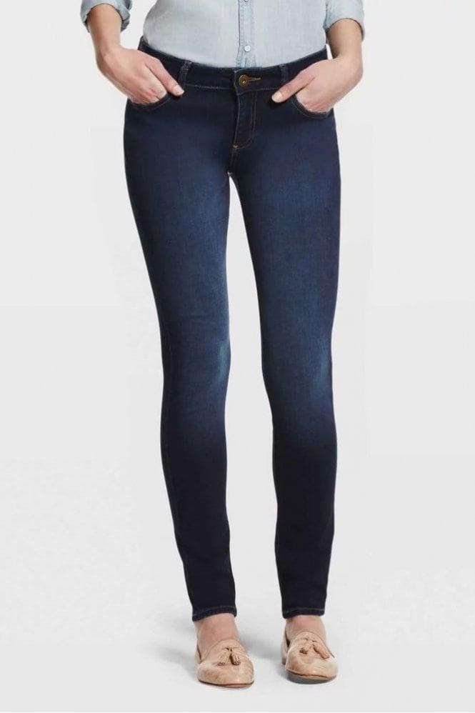 DL1961 Florence Instasculpt Skinny Jean in Warner