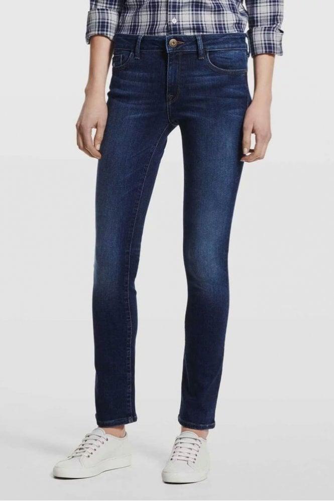 DL1961 Mara Instasculpt Straight Jean in Titan