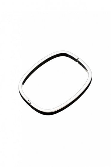 Jolie Bangle in Steel