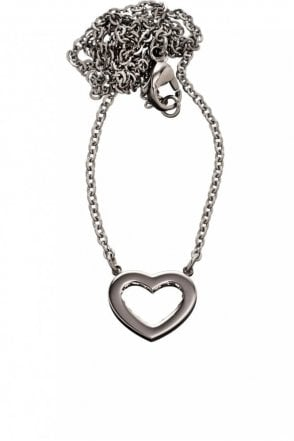 Monaco Heart Short Necklace