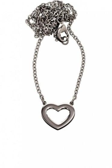Monaco Heart Short Necklace