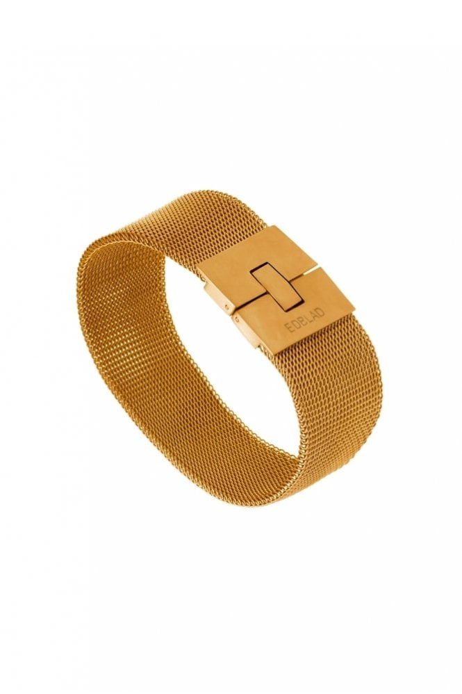 EDBLAD Sand Small Bracelet in Matt Gold
