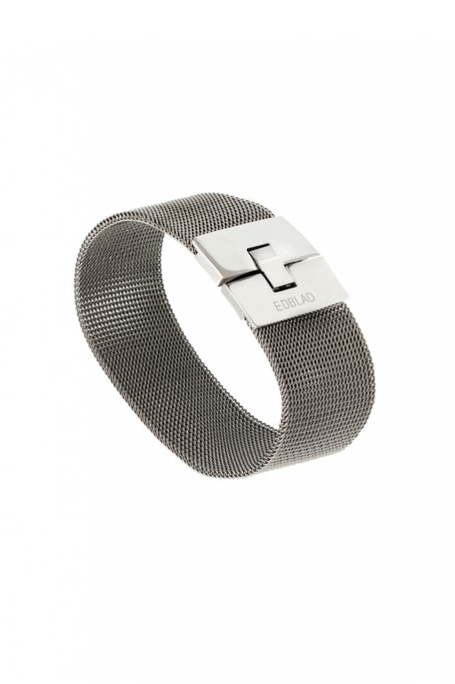 EDBLAD Sand Small Bracelet in Shiny Steel