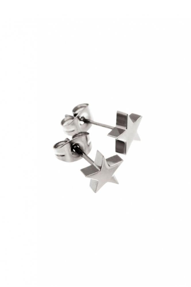 EDBLAD Star Studs Small in Steel