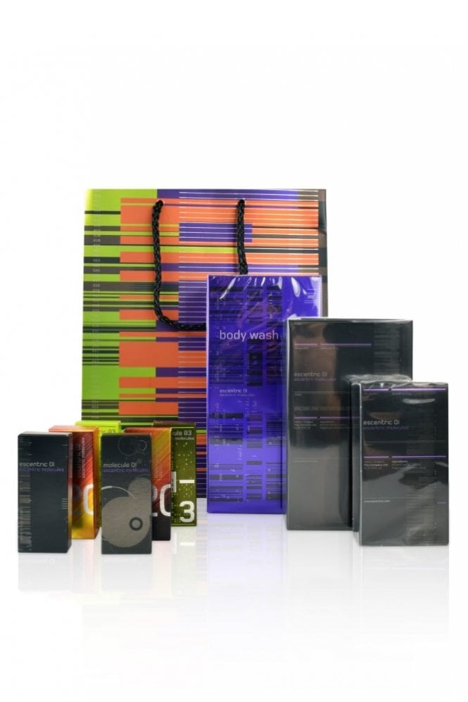 Escentric Molecules Luxury Gift Set - Escentric 01