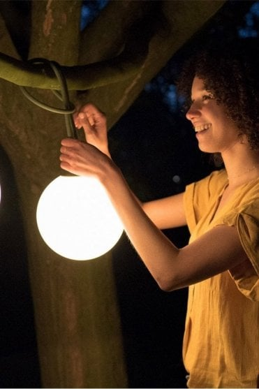 Bolleke Light in Industrial Green