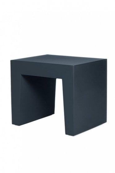 Concrete Seat in Anthracite